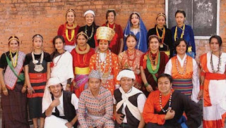 Nepal National Costume