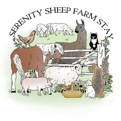 Serenity Sheep Farm Stay