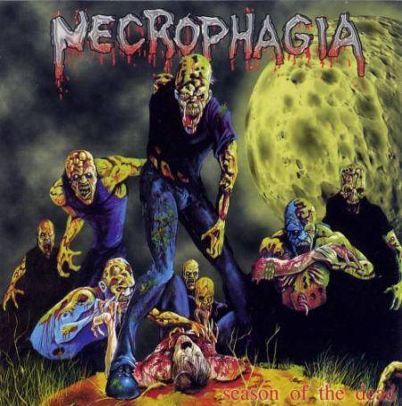 Necrophagia Net Worth