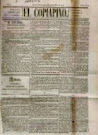 Diario El Copiapino. Publicado en 1850.