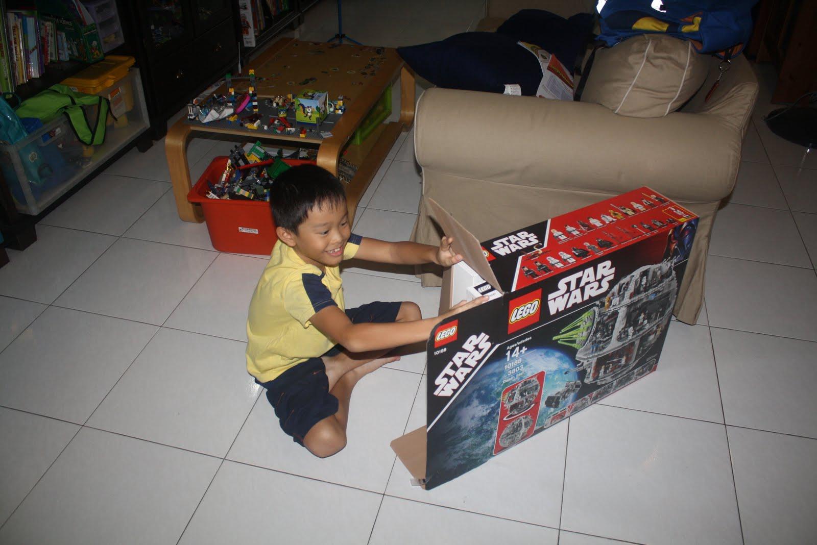 death star instructions lego