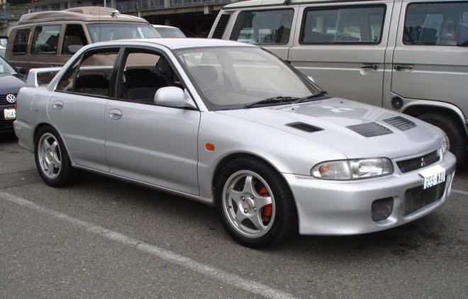 Mitsubishi Lancer Evolution Ix Gsr Rm. Mitsubishi Lancer GSR