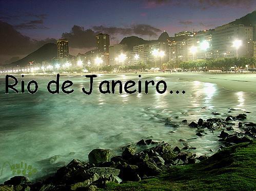 ... Rio de Janeiro