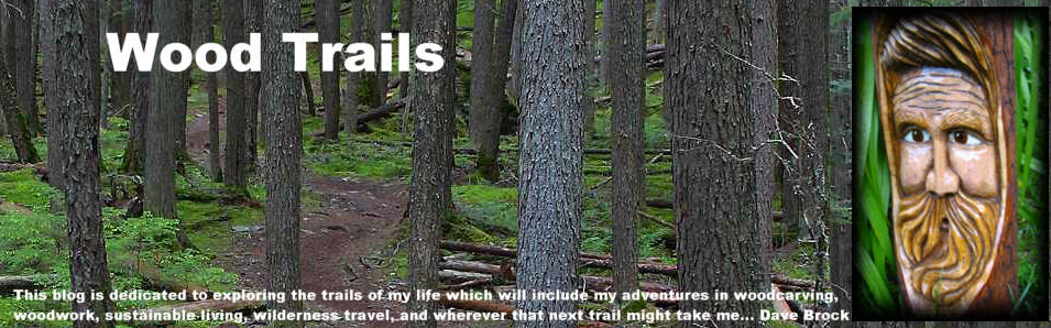 Wood Trails - Dave Brock