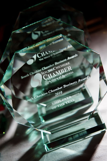 employeraward South Cheshire Business Awards
