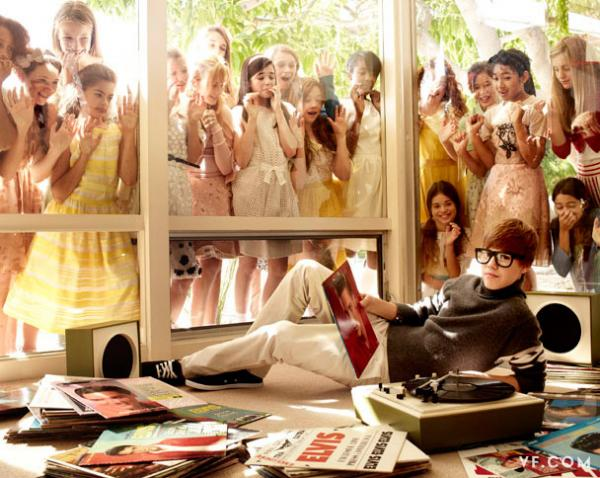 justin bieber vanity fair cover shoot. justin bieber vanity fair