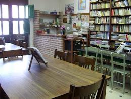 """la biblio """"sala de lectura"""""""