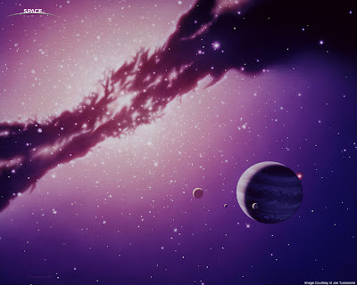 Joe Tucciarone Space Art