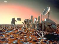 Pat Rawlings Space Art