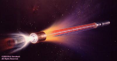 Rick Sternbach Space Art & Sci-Fi