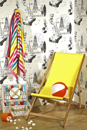 Jessica hogarth quirky wallpapers for Quirky wallpaper