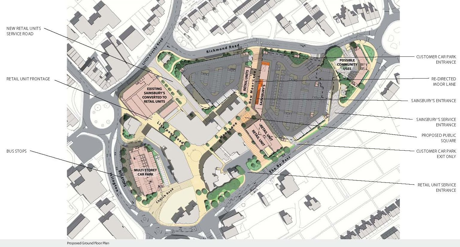 planning design and access statement abettercrosby more problems with sainsbury 39 s