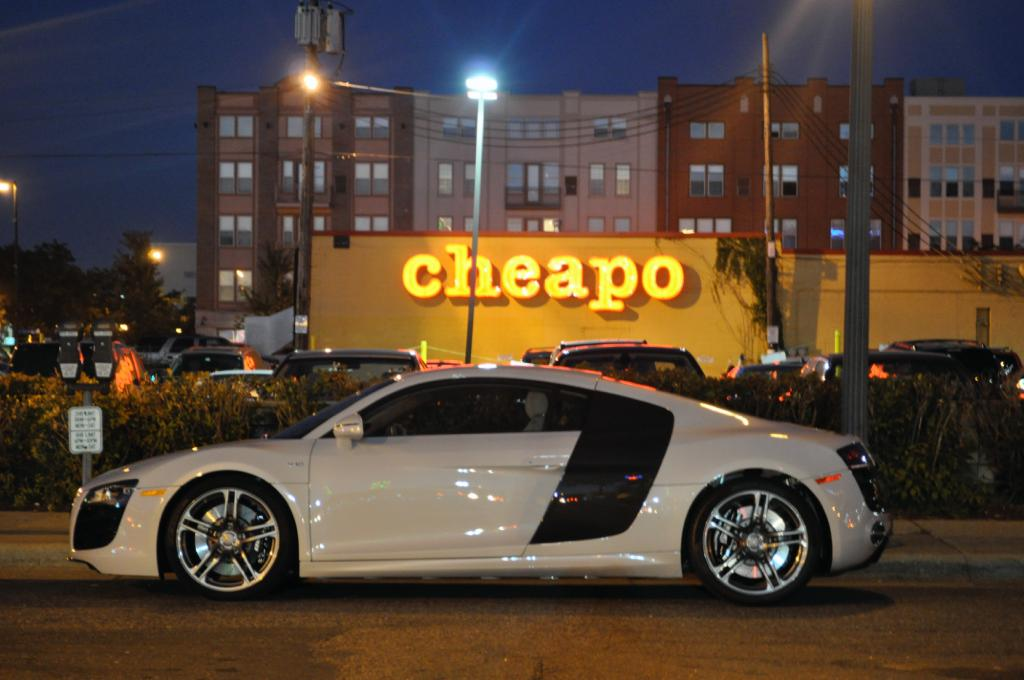 The Automotive Way Minneapolis Street Sighting Audi R - Minneapolis audi