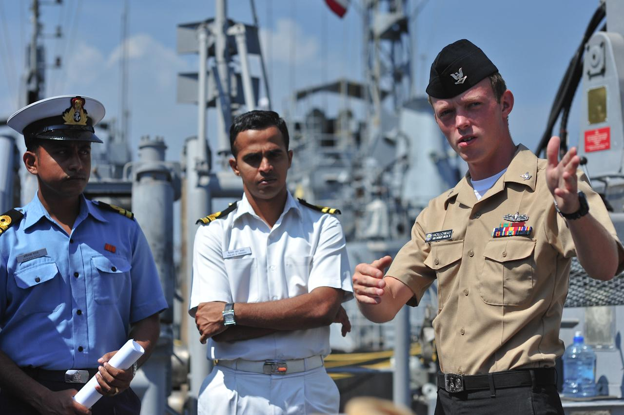 What is a mineman in the navy