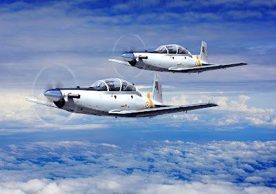 Indian Basic Trainer Aircraft Rendering+of+IAF+T-6C-766122