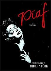PIAF estreia em Lisboa dia 16 de Julho no Teatro Politeama