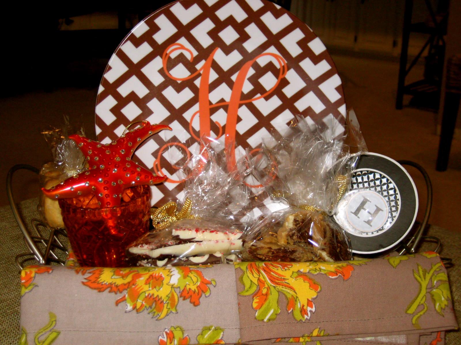 sadie   stella  how to  gift baskets
