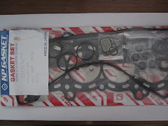 Honda K20A Engine Top Set Gasket