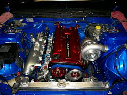Nissan Skyline GT-R Engine