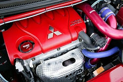Mitsubishi Mivec Turbo Engine