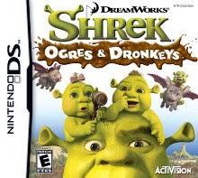 Shrek Ogres and Dronkeys (USA)