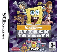 Nicktoons: Attack of the Toybots (EUR)