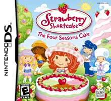 Strawberry Shortcake: The Four Seasons Cake (USA)
