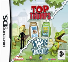 Top Trumps Dogs and Dinosaurs (EUR)
