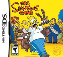 The Simpsons Game (USA)