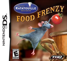 Ratatouille Food Frenzy (USA)