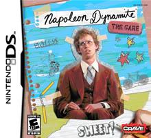 Napoleon Dynamite: The Game (USA)