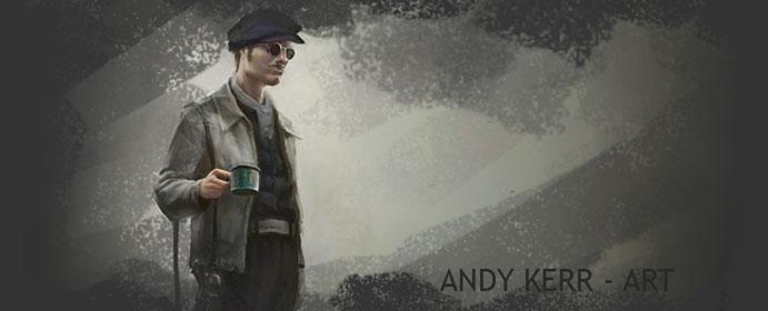 ANDY - KERR - ART