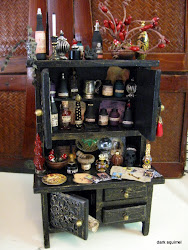 Gypsy Witches Cupboard