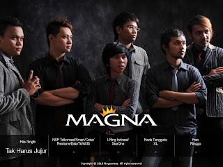 Magna - Tak Harus Jujur