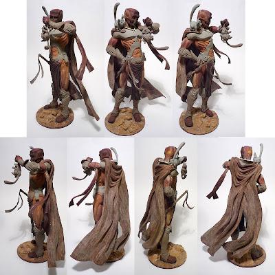 Deon de Lange Sculpture