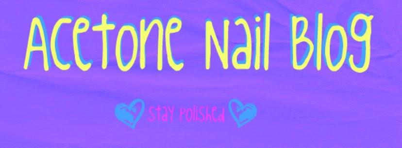 Acetone Nail Blog