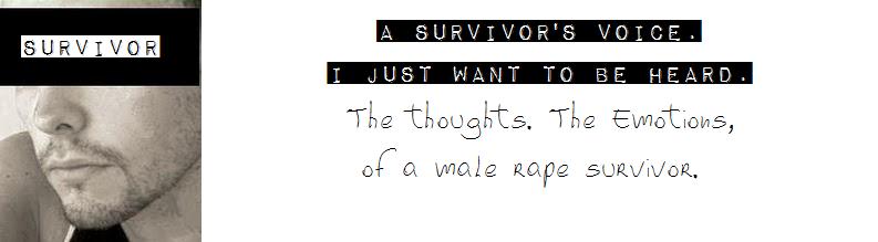 Surviving Male Rape