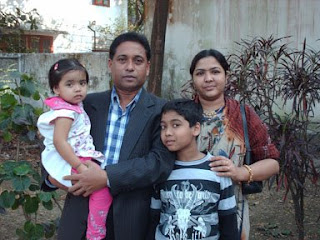 Rafiq and family