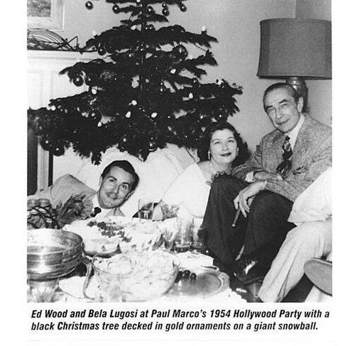 Ed Wood Jr PhotosEd Wood Bela Lugosi