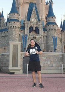 Running Disney 2009