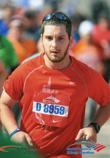 Running Chicago 2009