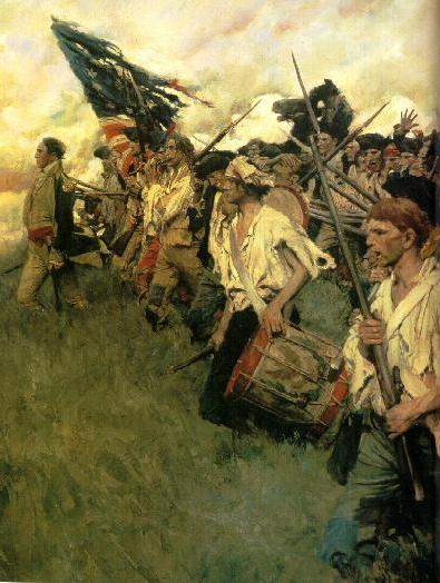 The Coming of the American Revolution - World Socialist Web Site