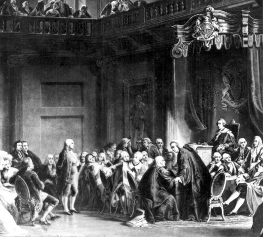 colonists to revolutionaries No taxation without representation — the rallying cry of the american revolution — gives the impression that taxation was the principal irritant between britain and its american colonies.