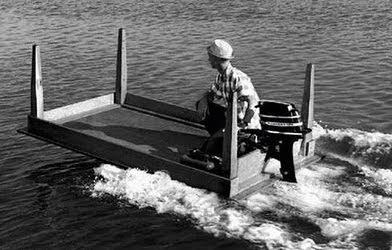 Vad gör han  Köper ny båt - nix - som arbetslös finns inte resurserna till  det. e4cb9ca1a5d34