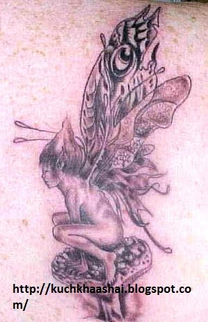 faries tattoos. Fairy Tattoos