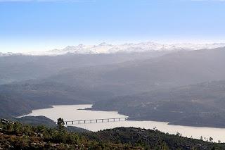 Vista desde la carretera a Olelas