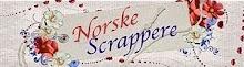 Norsk  scrappeblogg. Her er det samlet mange flotte blogger!!