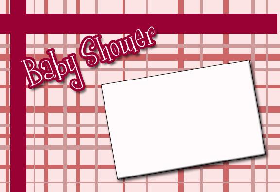 Listo Para imprimir-: Invitacion Baby Shower