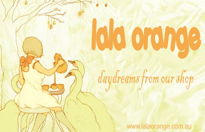 Lala Orange