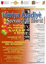 1 festival del cinema kurdo